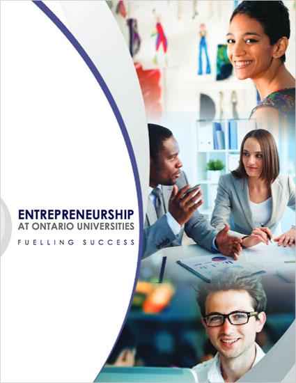 Entrepreneurship at Ontario Universities: Fuelling Success