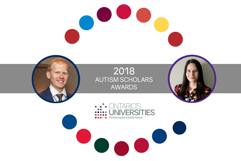 Honouring research to improve life for young people with autism