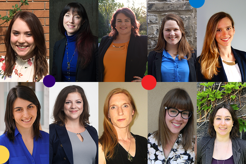Award-winning researchers working to improve women's health and well-being