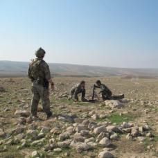 Solider in Iraq