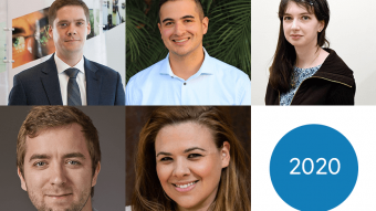 Banner image of the 2020 Polyani Prize winners