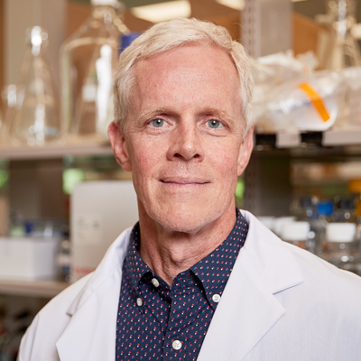Eric Brown, a professor of biochemistry and biomedical sciences and a researcher at the Michael G. DeGroote Institute for Infectious Disease Research