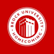 Brock University Homecoming logo